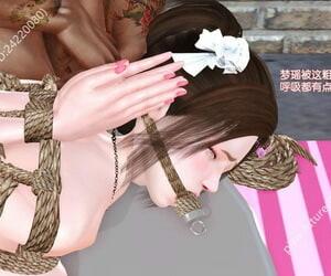 Pixiv HoneySelect future《化蝶》3、紧缚初试-断指之痛 (梦瑶) - ornament 3