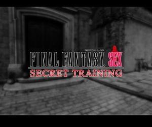 AYA3D Tifa-Secret Training Final Fantasy VII