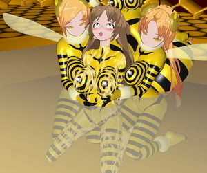Saihate no Majo Hachi. Mahou Senshi Sweet Knights