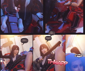 Carey and Kate - Kinky Adventures 3 - part 3