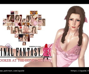 AYA3D Pro within reach the Pricey Bee hostelry Crowning blow Fantasy VII English