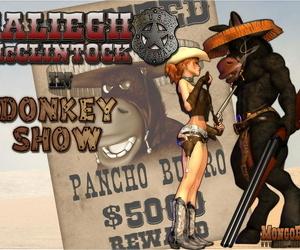 Mongo Bongo Donkey Show