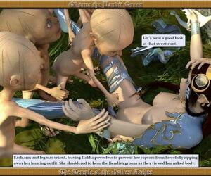 Oksana the Bandit Goddess - Part One - part 2