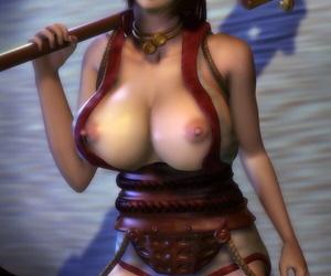 3D Babes - 3 - part 3