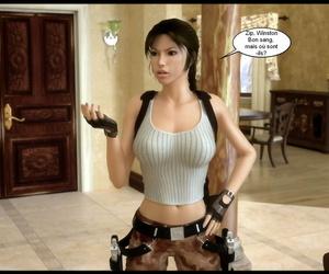 DeTommaso Lara Croft French - accoutrement 2