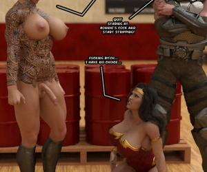 Captured Heroines Wonda Chick - Welcome to Riverside City