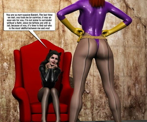Yvonne Craig The Further Perils Be proper of Batgirl: The Meow Incident! 1-3 - part 2