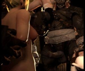 MrKristoffVA Minfilia Defeated Punch-line Fantasy XIV - part 3