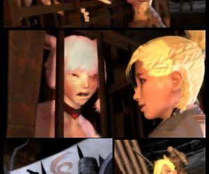 MrKristoffVA Minfilia Defeated Final Fantasy XIV