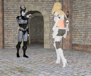 The white knight. a brief story