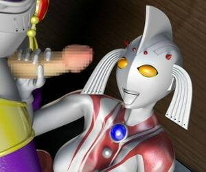 Absinthe Mari to King no Jouji Ultraman