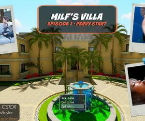 ICSTOR Milfs Manor house - Viviana - Episode 1 - 3D Plotter