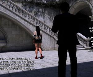 Crowning blow Light of one\'s life 7 Tifa Run desu Final Fantasy VII English