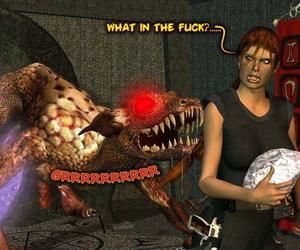 Be passed on Misadventures of Lara Croft affixing 2 - affixing 2
