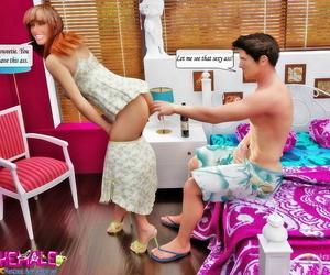 futanari prurient experiences - 3some