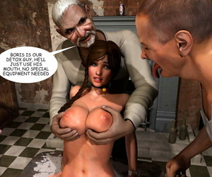 Supafly Lost Bet - Petra Helps The Elderly - part 4