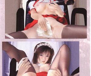 Megami Kyouten Aoki Reimu EroPolygon Vol.01 - part 3