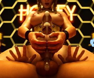 SquarePeg3D � Outside of someone\'s skin Ring � Venerated Honey - fixing 2