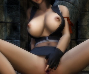 3D Babes - 2 - fixing 5