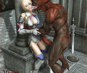 Vaesark The Defeat be proper of Cassandra Soul Calibur