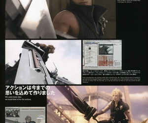 Final Fantasy VII Advent Children -Reunion Files-