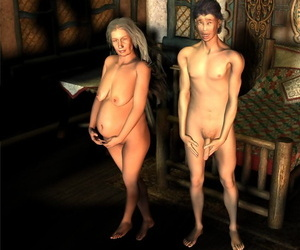 mother-son 3d collection 1