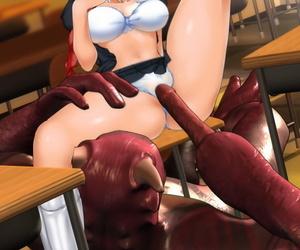 01-Torte Aijou Gakuen Majin Bibros -Kami doll-sized Haramase Akuma doll-sized Migite- ~Gokuugo! GX~