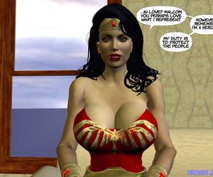 Cirosikk The X Adventures be advantageous to Wonder Catholic - The Evil Boy! Wonder Catholic