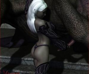 Vaesark Matron coupled with her Minions