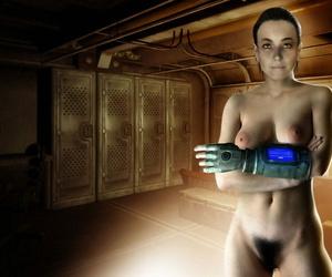 Artist Gallery: Ranged Weapon - Pt 3: Fallout- BloodRayne- Resident Evil- Jet Set Radio