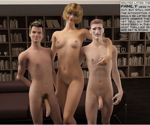incest-mom son threesome - part 3