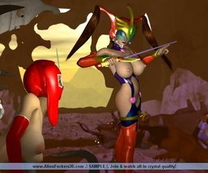 3d Porn Monsters - part 3