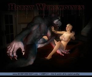 3d Porn Monsters - part 5