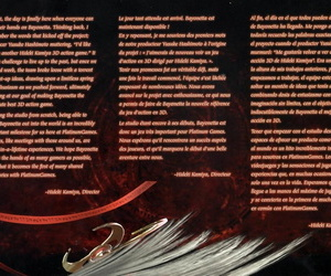 bayonetta artbook