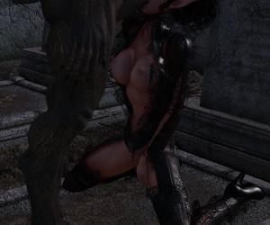 knight77 Circe wear