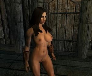 Shrieking of Skyrim #1