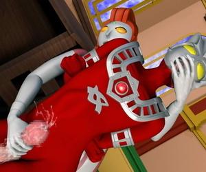Absinthe Futanari Queens no Shota Ijime Ultraman - part 3