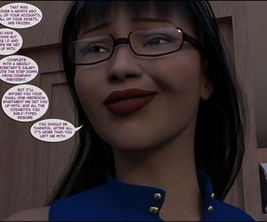 KaraComet My Wifes Secretary - part 3