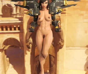 Misc Pharah distance from Overwatch part 9