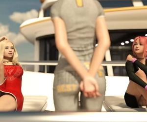 Cuddle Futa Yachting trip 2 - accoutrement 3