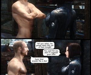 Khajitwoman Chapter 3 - SKcomics - part 2