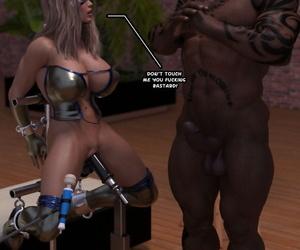 Captured Heroines Sprog Throb - loyalty 3