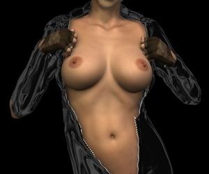 Lara crof 3D - fastening 4