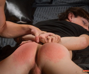 Merry twink possessions spanked - part 145