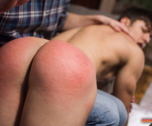 Twink gays angel rivera and max drayman set bend over - fastening 34