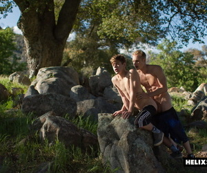 Max added to joey mills are horny hikers analytical the great out of the closet - part 610
