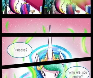 To Love Alicorn 1 - part 3