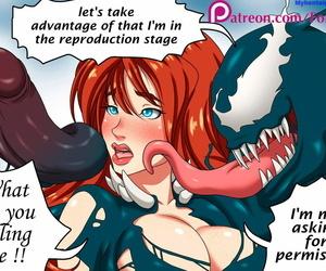 Mary-Venom - Photo Prizefight Of Narrow-mindedness - fidelity 4
