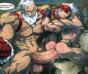 Big wheel Kringle Dominates Sub Thor