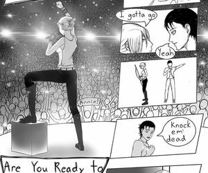 Eren & Annie - Academy Indecent proposal